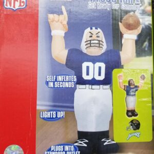 Detroit Lions 4 Inflatable Player Indoor Outdoor